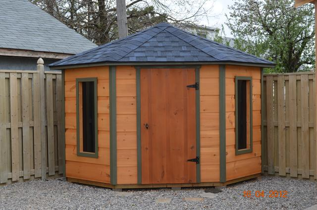 5 sided shed dimensions garden shed plans