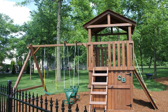 Clasys play structures for Diy play structure
