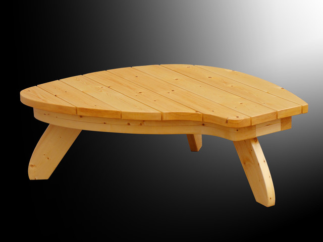 Adirondack Coffee Table Muskoka Coffee Table