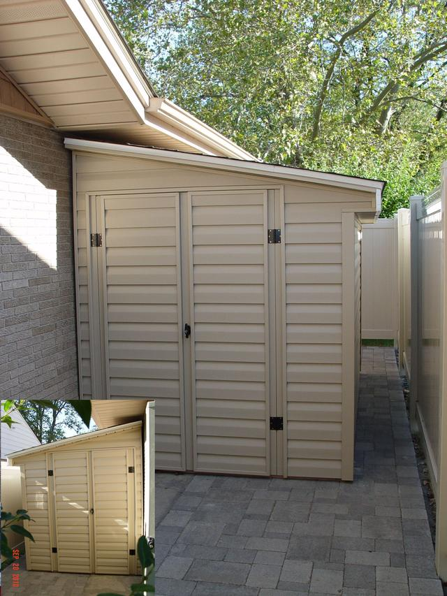Clasys Sheds